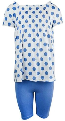 Girls Dress Top Leggings Toddler Ruche Gypsy Polka Dot Outfit 9 Months 4 Years