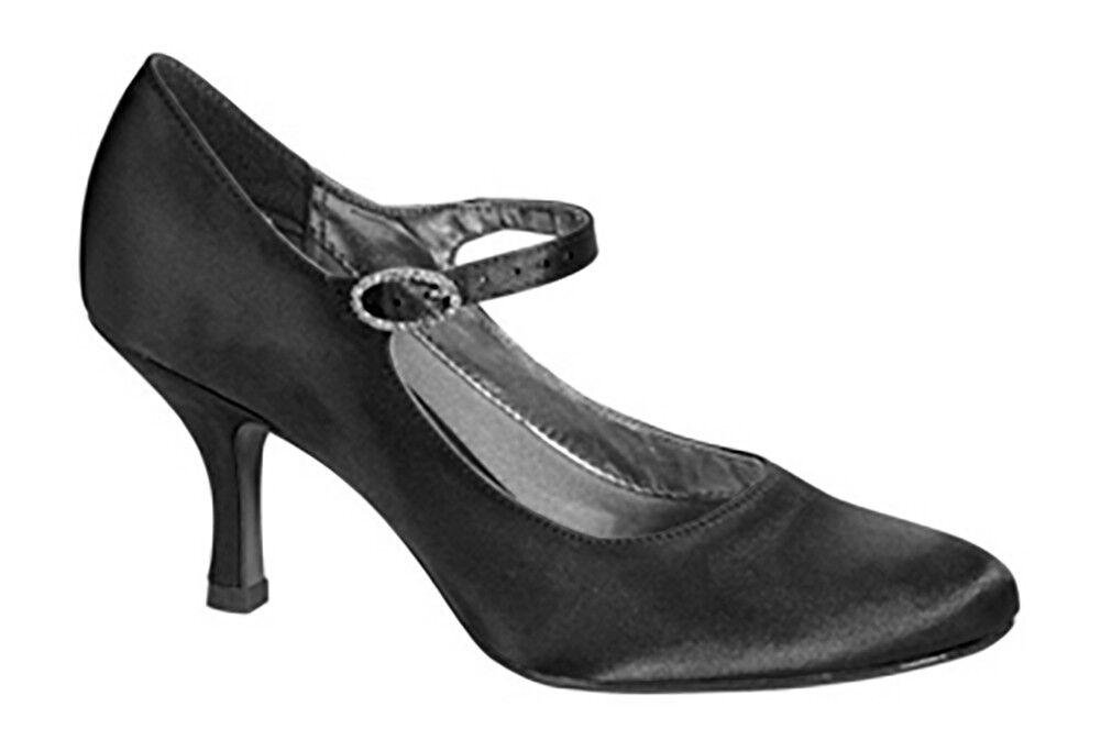 Vizzano Women's Heels Dress Satin Round Toe Heels Women's 190-103 651ee1