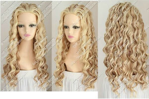 Cos-Light-Blonde-Mix-Long-Curly-Cosplay-Party-Full-Wig-Hair