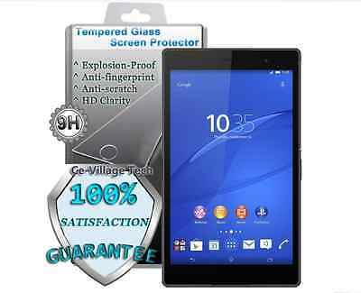 Tempered Glass Screen Protector Film For Sony Xperia Z3 Tablet Compact 8 inch