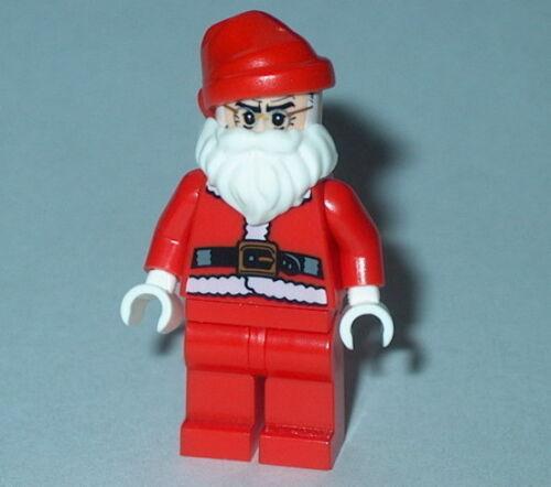 CHRISTMAS #02 Lego Santa Claus Flesh Tone NEW Saint Nick  Ho Ho Ho