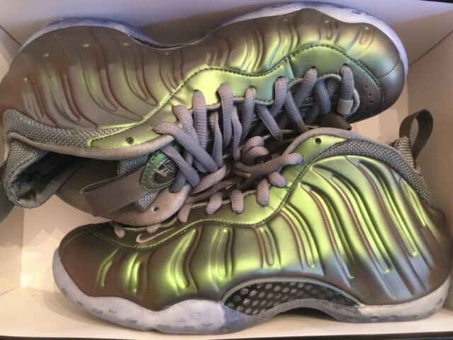 0905039340a New Nike Womens Air Foamposite One Shoes AA3963-001 sz 7.5 Dark Stucco