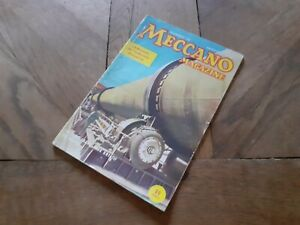 Meccano-Magazine-N-28-January-1956-in-Good-Condition