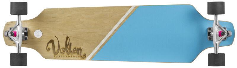 Volten Longboard Libreride 38 in Powerslide Pro Longboard Series ABEC 7 rouleHommests