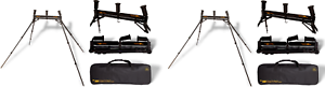 Baga 2 X Browning Black Magic Competition S-Line Double Pole Rollers