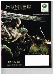 Xbox 360 Official Xbox Magazine May 31, 2011 Issue
