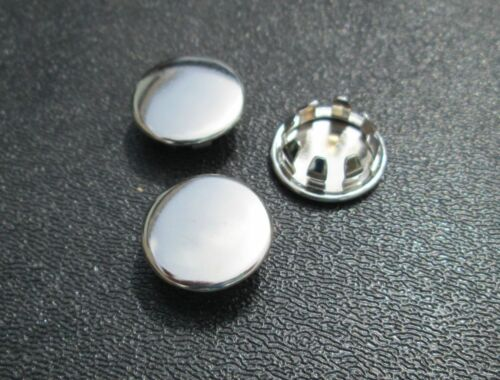 """Boat Car Truck Panel Plugs 5//8/"""" Nickel Plated HOLE PLUGS Plug Buttons 10"""