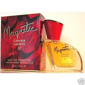Gabriela-Sabatini-Magnetic-Eau-de-Toilette-ml-30-spray-vintage-Raro