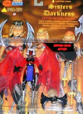 Sisters Of Darkness Demon Skin Letha Variant Action Figure/Lightning Comics