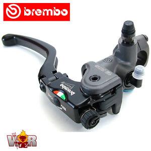 Brembo-RCS19-Rcs-19-Freno-Cilindro-Maestro-Plegable-Palanca-Gratis-Envio-Nuevo