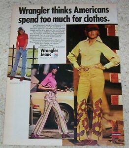 1972-ad-page-SUSAN-BLAKELY-Blue-Bell-Wrangler-Jeans-fashion-PRINT-ADVERT
