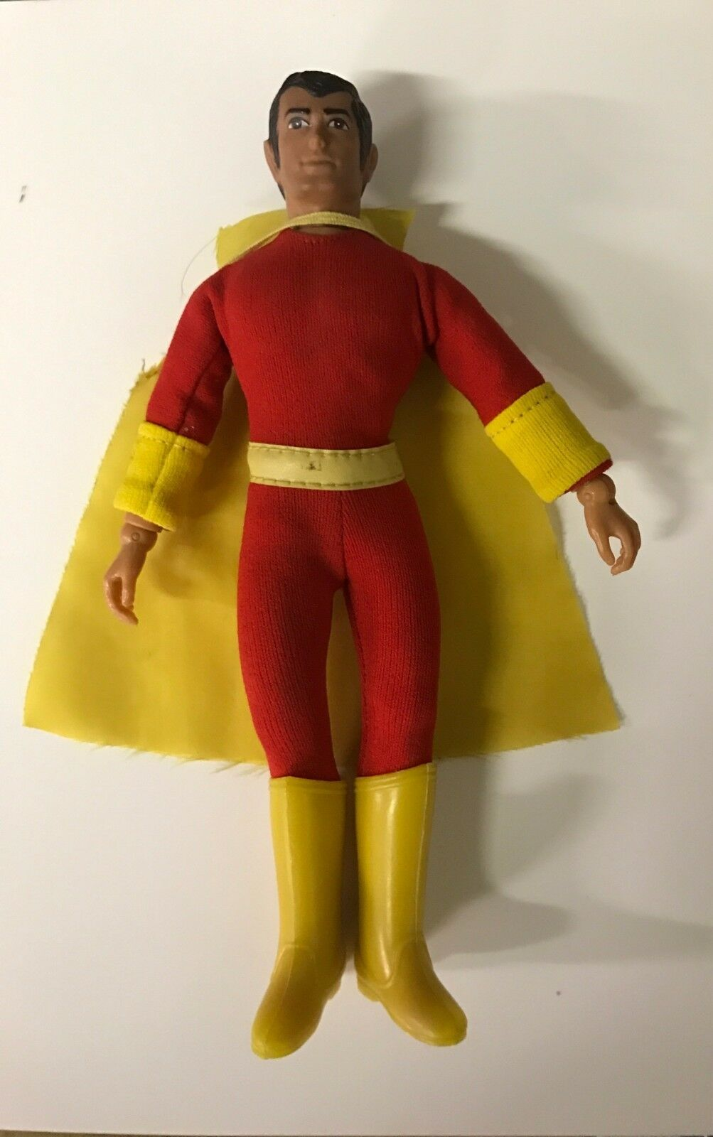 Lose 1970 ist mego shazam (captain marvel) action - figur.