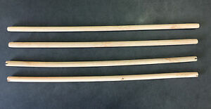 New-30-Inch-Wood-Perches-For-Bird-Cage-Lot-of-4-Pcs-347