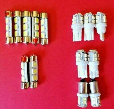 3 pcs replaces GLB 501 bulbs TRIUMPH STAG LED boot /& door light bulb kit
