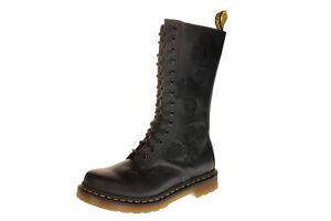 Details zu Dr. Martens 24986001 1914 VONDA SOFTY T Damen Schuhe Stiefel mono black