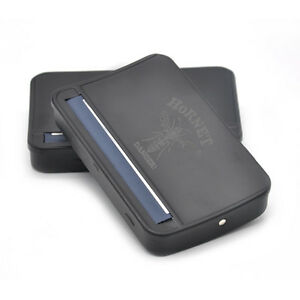 HORNET Automatic Rolling Machine Cigarette Case Tin Box Roller Tobacco Container