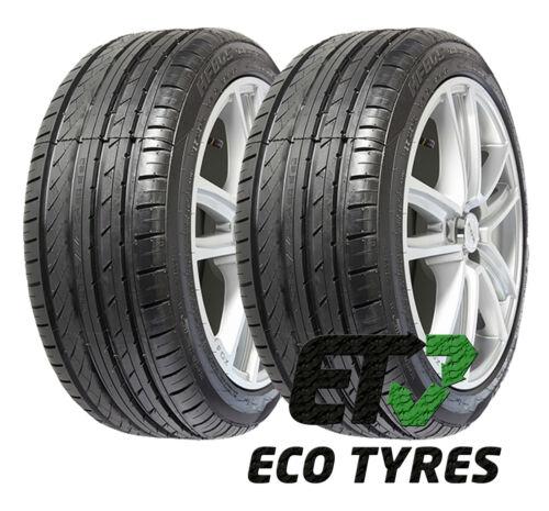 S E E 72dB 2X pneus 225 40 R19 93 W XL HIFLY HF805 M