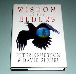 Signed-David-Suzuki-WISDOM-NATIVE-INDIAN-ELDERS-Hopi-Navajo-Maya-Amazon-Shaman