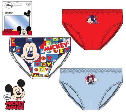 Ropa interior 3er set mickey mouse regalo calzoncillos Disney
