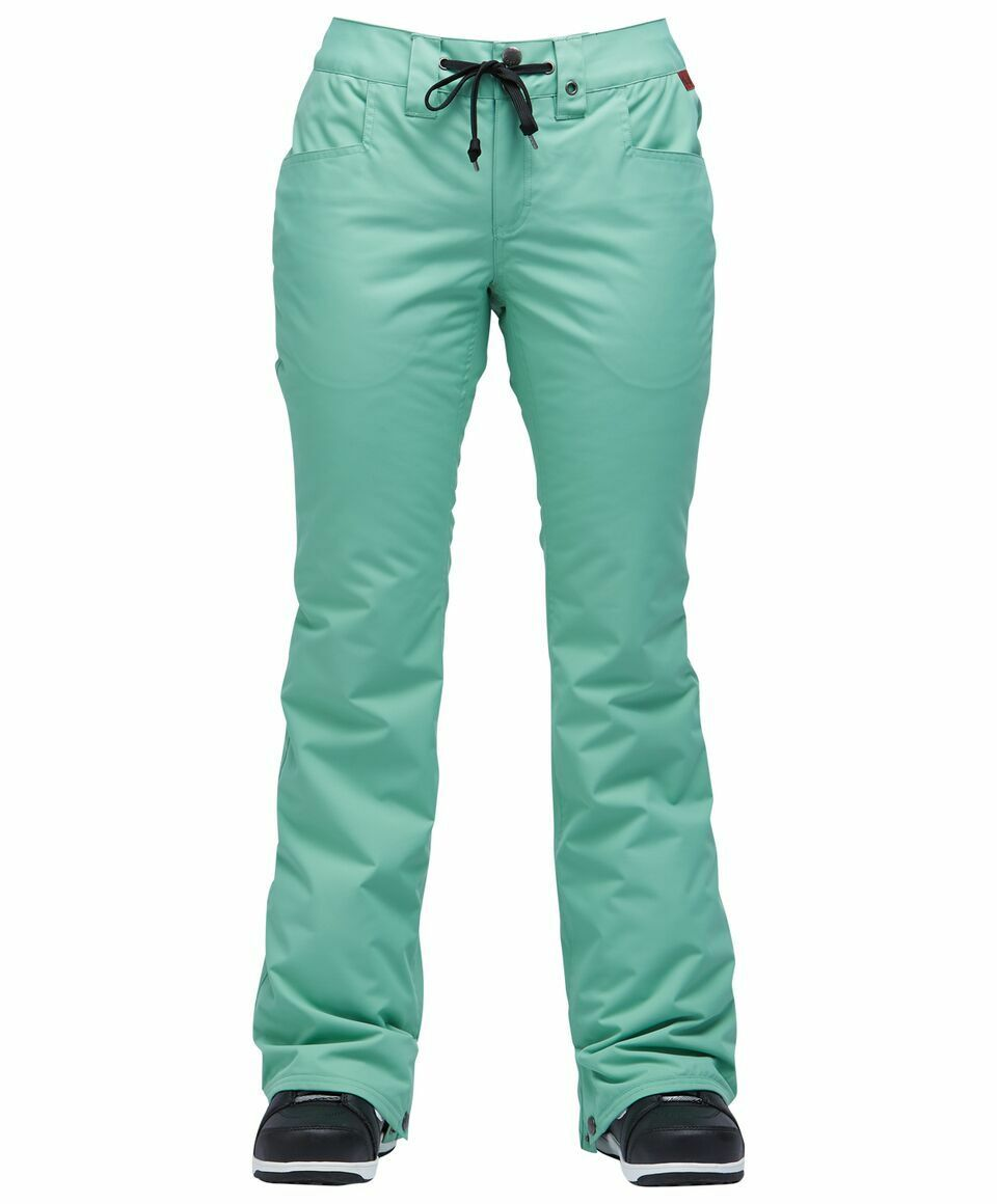 NWT Airblaster Womens Hot Fancy  Pant Pants 10K M Medium Snowboard Mint ac488  select from the newest brands like