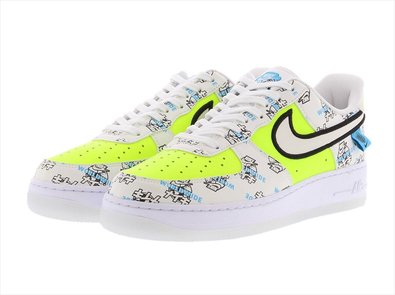 Size 8 - Nike Air Force 1 Low Worldwide Katakana White 2020 for ...