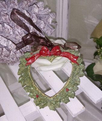 Ghirlanda Natalizia Folta 120 cm Festone Decorazioni di Natale per la Casa Fair