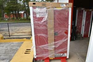 Justrite 894521 Red Flammable Storage Safety Cabinet 45 ...