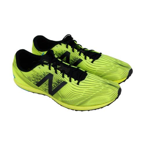 New Balance Mxcs7Yb Track Field Mens Green Gym Athletic Spikes Shoes 12.5