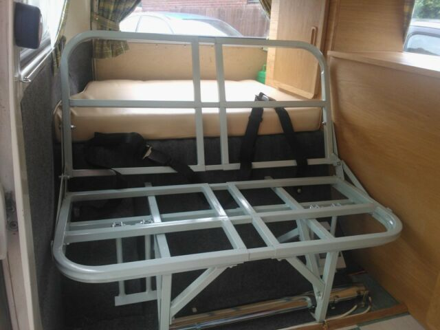 Enjoyable Vw Bus Baywindow Splitscreen Rock And Roll Bed Bench Seat 3 4 To Full Kombi T25 Caraccident5 Cool Chair Designs And Ideas Caraccident5Info