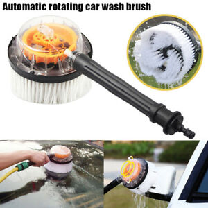 Rotating-Wash-Brush-Universal-Pressure-Washer-Hose-Cleaner-Car-Cleaning-Tool
