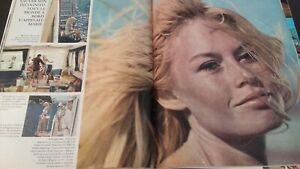 Revista-Brigitte-Bardot-Paris-Match-N-749-Agosto-1963-Buen-Estado