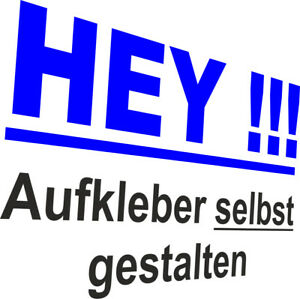 Details Zu Autoaufkleber Wunschtext Leider Geil Aufkleber Sponsored By Selbst Gestalten