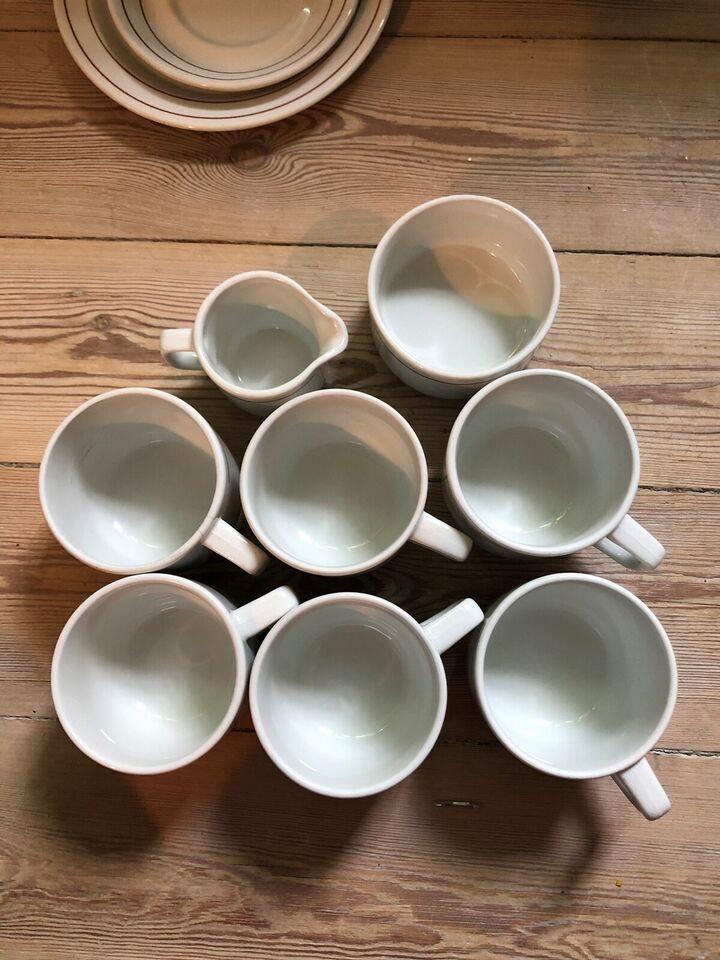Porcelæn, Kaffestel , Figgjo