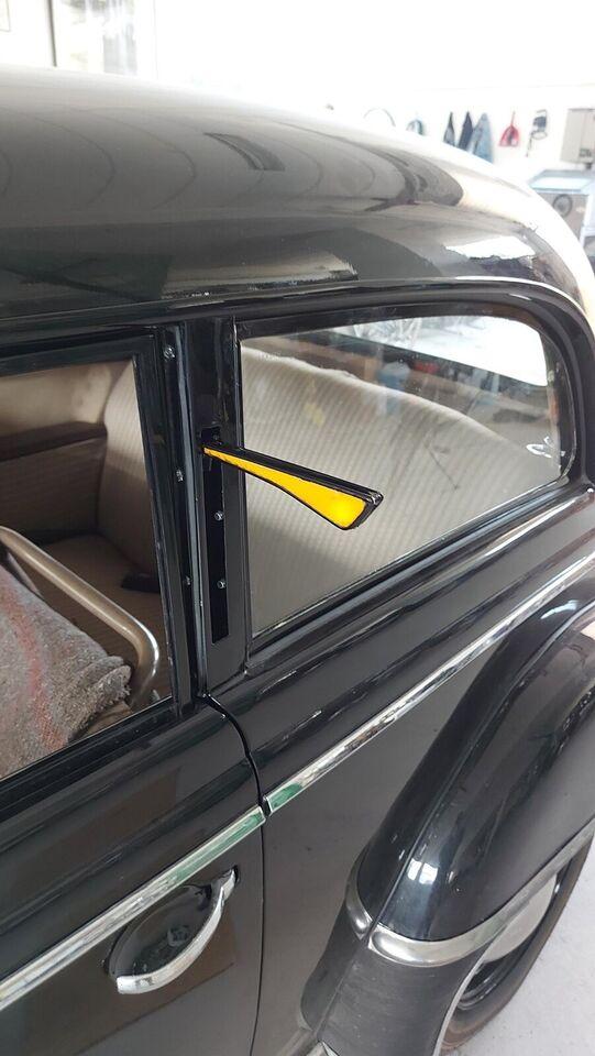 Fin Opel Olympia 1951