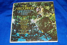 The Association Greatest Hits Record Sleeve Jacket Cardboard 45 Album Cover Old