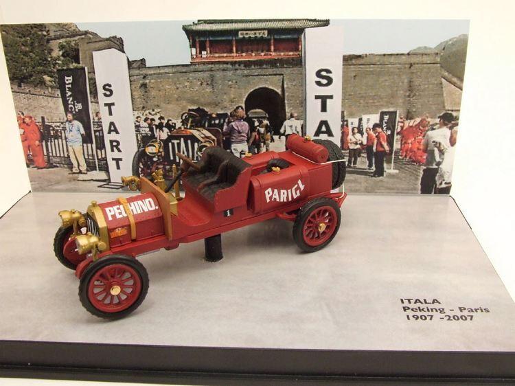 Itala Paris Pekin 1907 1 43 Rio