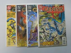 Genesis-1997-DC-Set-1-4-8-0-VF-1997