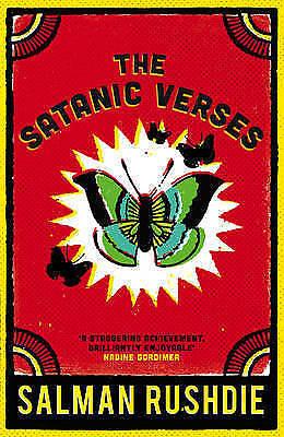 1 of 1 - The Satanic Verses, Rushdie, Salman, Very Good Book