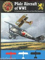 Pfalz Aircraft Of Wwi By Jack Herris Sb