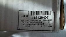 Skidoo OEM new piston kit 415129407 415129787 TNT  MXZ 800R PTEK Summit  #4268