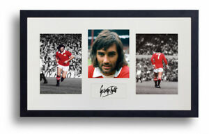 George-Best-Framed-Autographed-Manchester-United-Tribute