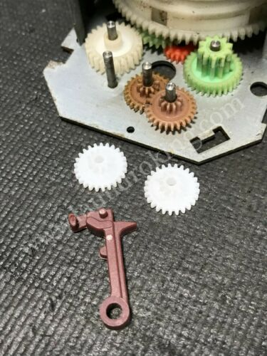 F200110300 TIMERS F160304 GEAR FOR 895015 F160301 3 PIECES G25X10 895016