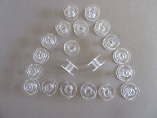 20 SEWING MACHINE BOBBINS TO FIT MOST  JANOME   MACHINES OVER 100 SETS SOLD