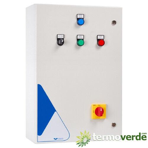 Quadro elettrico 1 pompa Elentek Stardelta 1 45