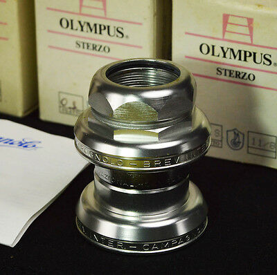 """NOS Campagnolo Olympus New In Box sterzo 11/8 1 3/8"""" MTB rare vintage headset"""