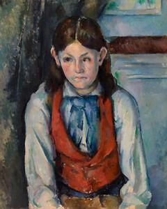 Boy-in-a-Red-Vest-by-Paul-Cezanne-60cm-x-48cm-Art-Paper-Print