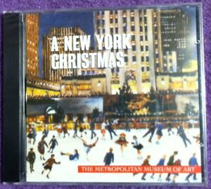 2005-A-NEW-YORK-CHRISTMAS-Brand-New-Factory-Sealed-CD-The-Met-FREE-SHIP