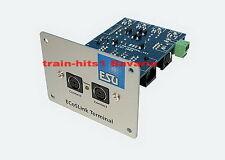 ESU 50099 ECoSlink Terminal - die Bus-Verteilerplatte - neuOVP + Beratung