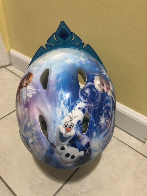 NEW Disney Frozen Olaf Bike Helmet Age 3-5 years