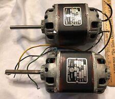 Two Bodine Electric Motors Small